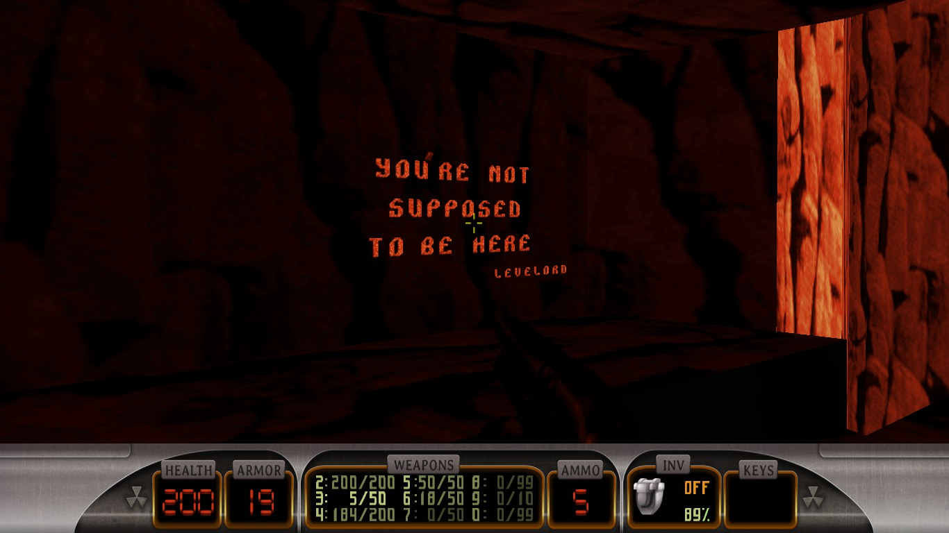 You are supposed to be here! 22 года релизу легендарной игры Duke Nukem 3D - 7