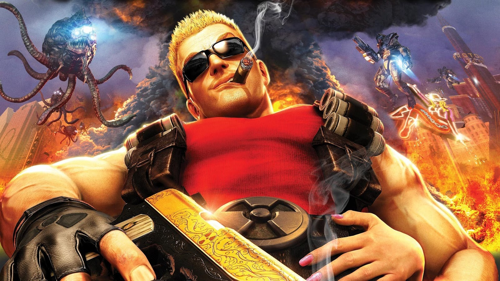 You are supposed to be here! 22 года релизу легендарной игры Duke Nukem 3D - 1