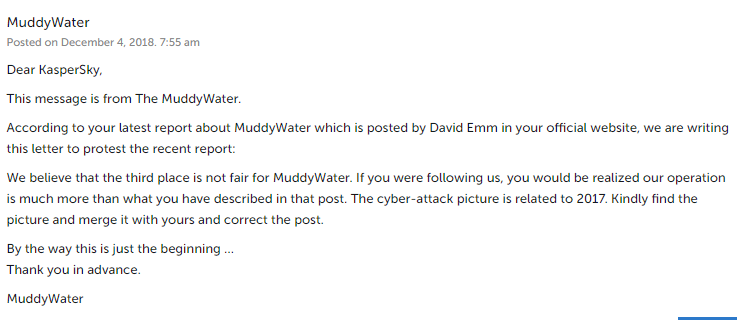 Мутные воды: как хакеры из MuddyWater атаковали турецкого производителя военной электроники - 14