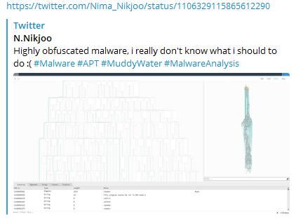 Мутные воды: как хакеры из MuddyWater атаковали турецкого производителя военной электроники - 6