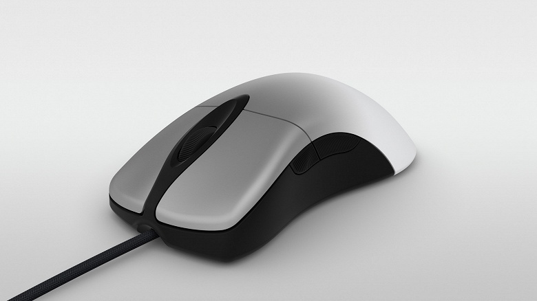 Представлена мышь Microsoft Pro IntelliMouse