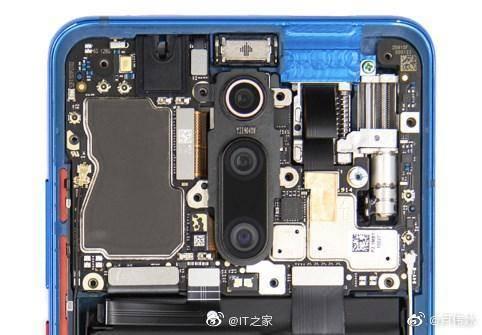 Разборка показала. ИК-порта в Redmi K20 Pro нет