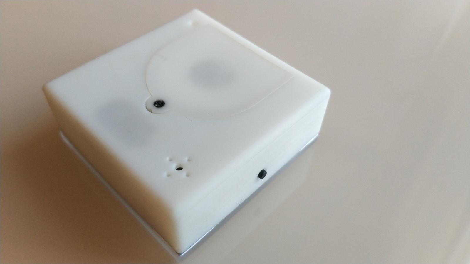 Сенсорный мини выключатель cо стеклянной панелью на nRF52832 - 8