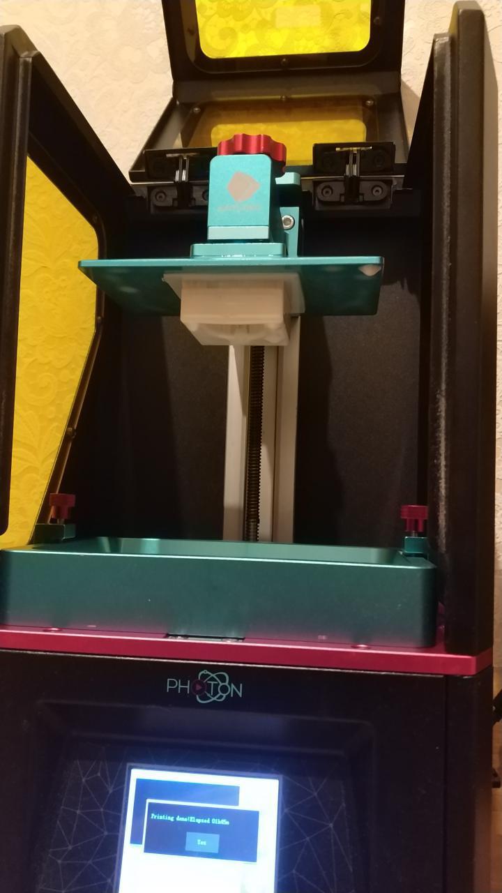 Сенсорный мини выключатель cо стеклянной панелью на nRF52832 - 9