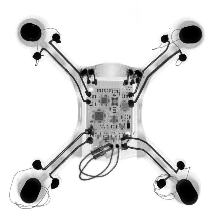 3D-печать электроники на примере дрона: провода и платы больше не нужны - 1