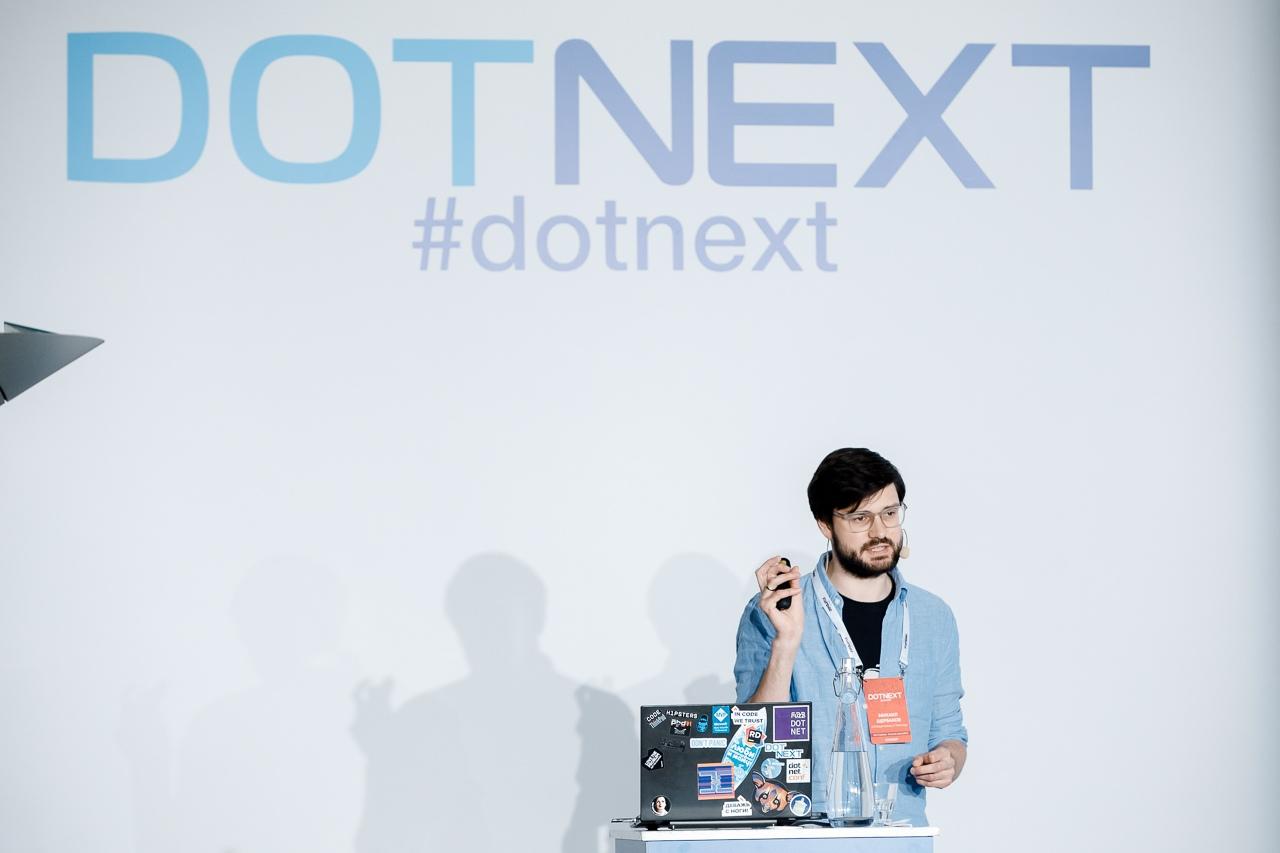 DotNext 2019 Piter: небольшой отчёт - 2