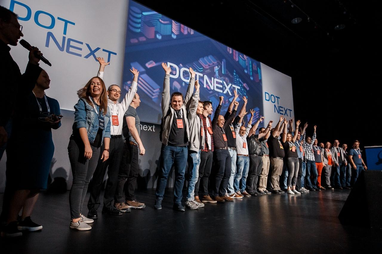 DotNext 2019 Piter: небольшой отчёт - 26