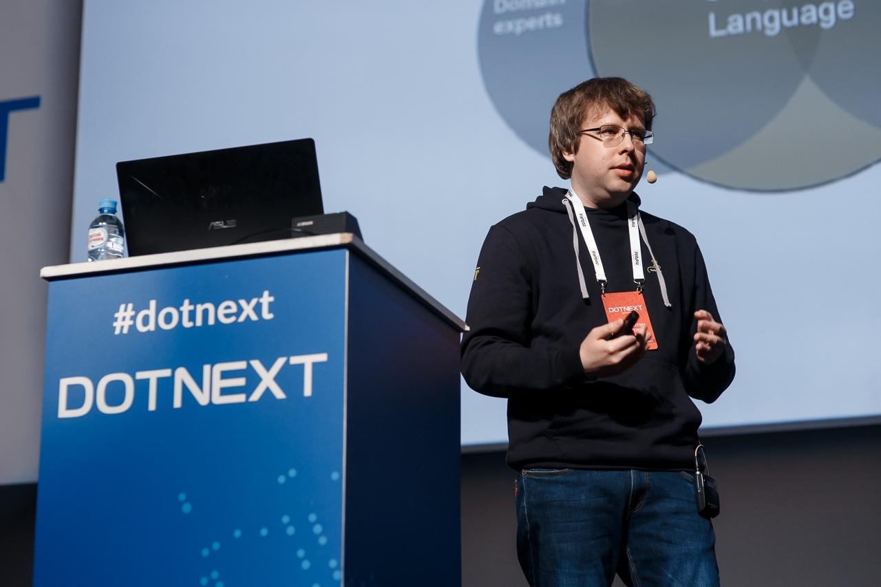 DotNext 2019 Piter: небольшой отчёт - 4