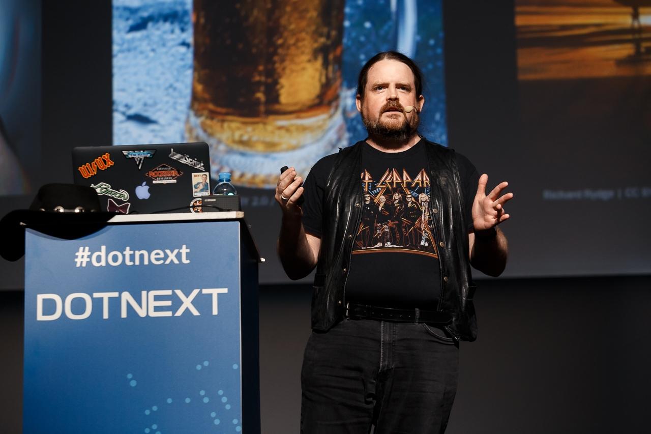DotNext 2019 Piter: небольшой отчёт - 7