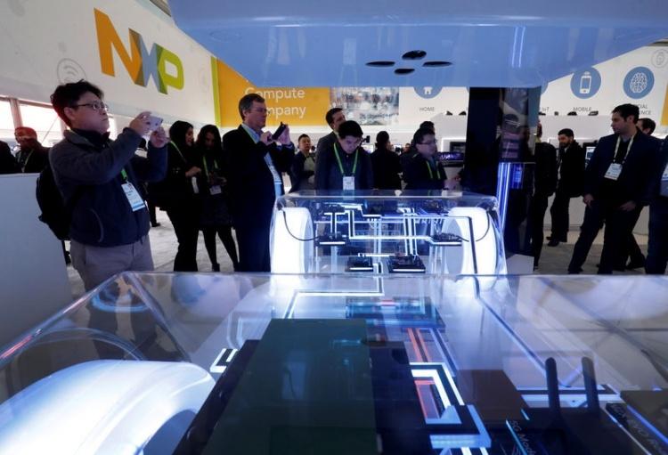 NXP купит беспроводной бизнес компании Marvell за $1,76 млрд
