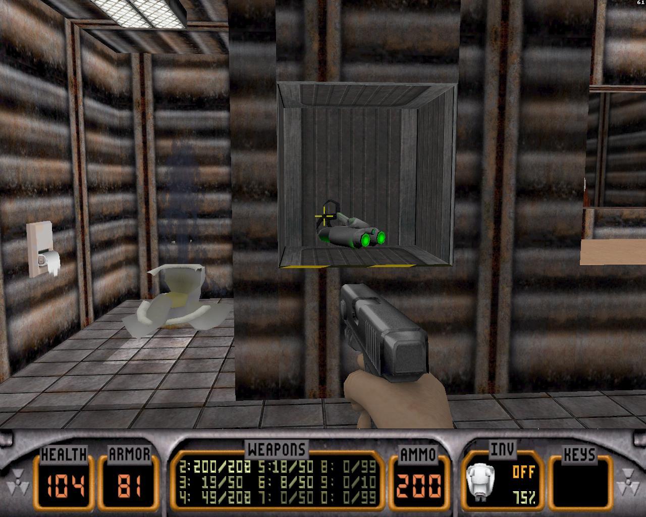 История дизайна уровней Duke Nukem (с эскизами Левелорда) - 10