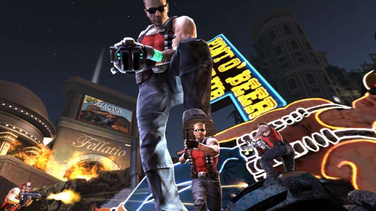 История дизайна уровней Duke Nukem (с эскизами Левелорда) - 11