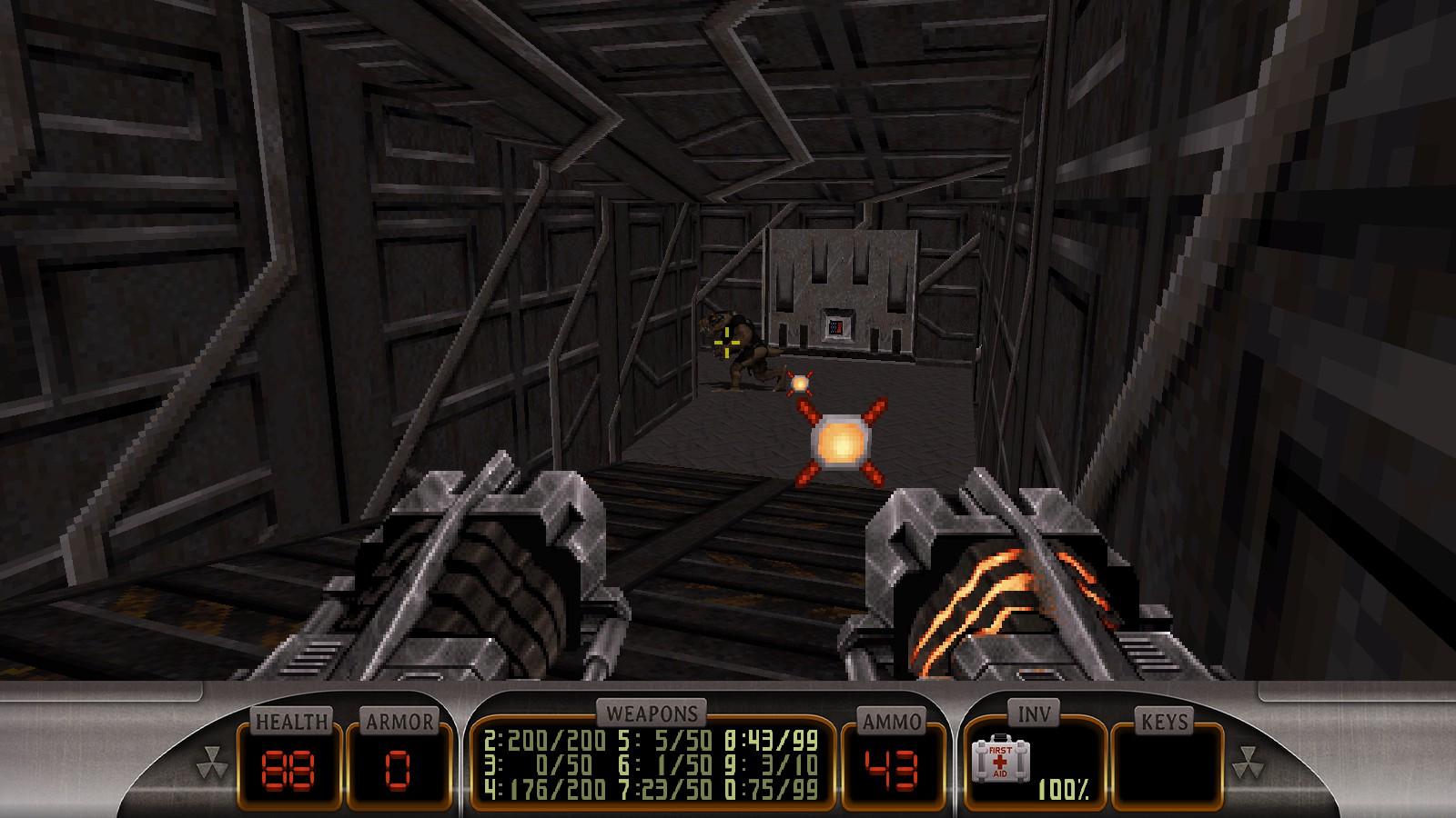 История дизайна уровней Duke Nukem (с эскизами Левелорда) - 7