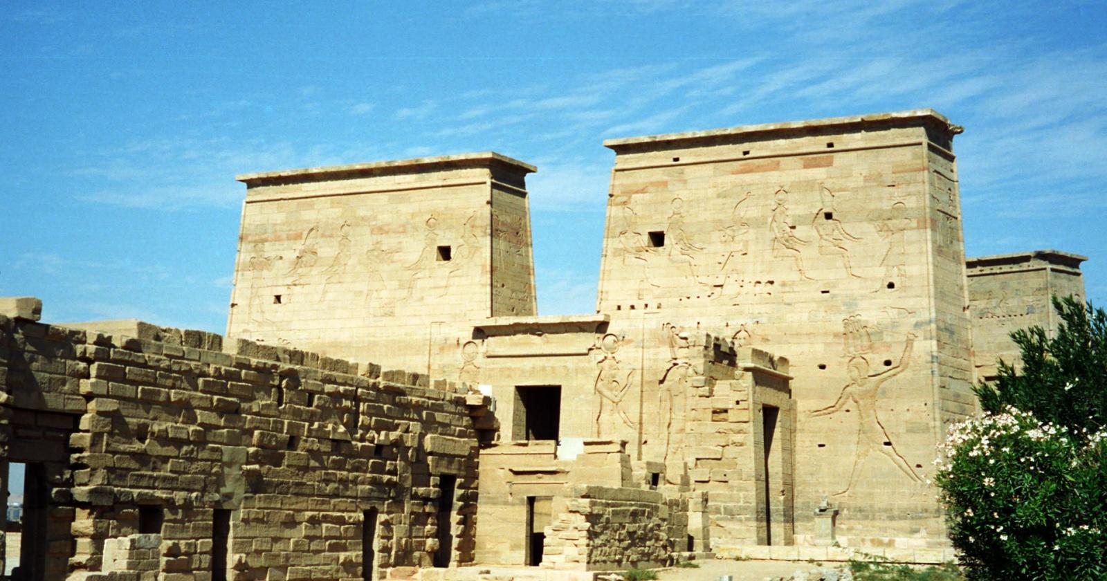 Найден древнеегипетский жилой дом