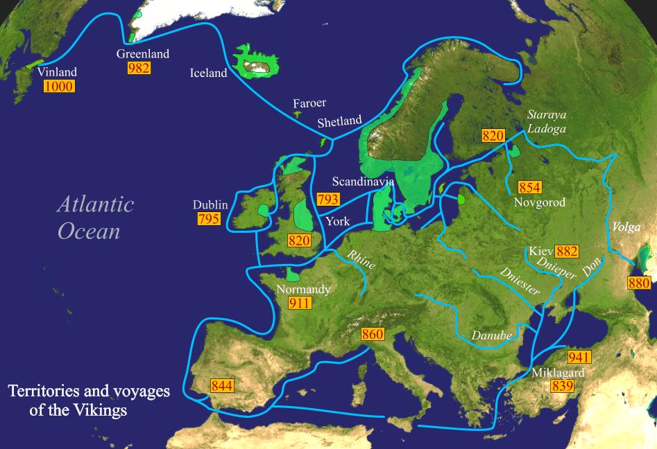 Разбираем бизнес-модель викингов - 3