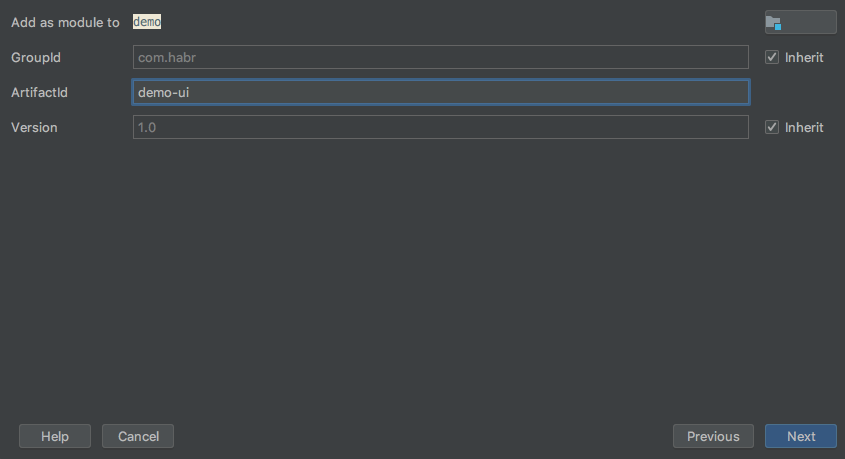 Создание многомодульного Gradle проекта SpringBoot + Angular в IDEA - 7