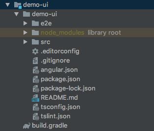 Создание многомодульного Gradle проекта SpringBoot + Angular в IDEA - 9
