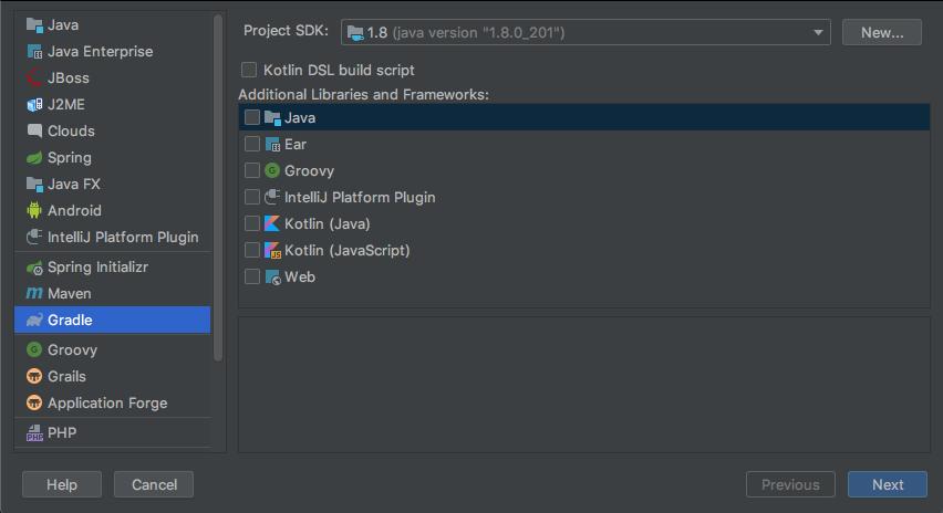 Создание многомодульного Gradle проекта SpringBoot + Angular в IDEA - 1