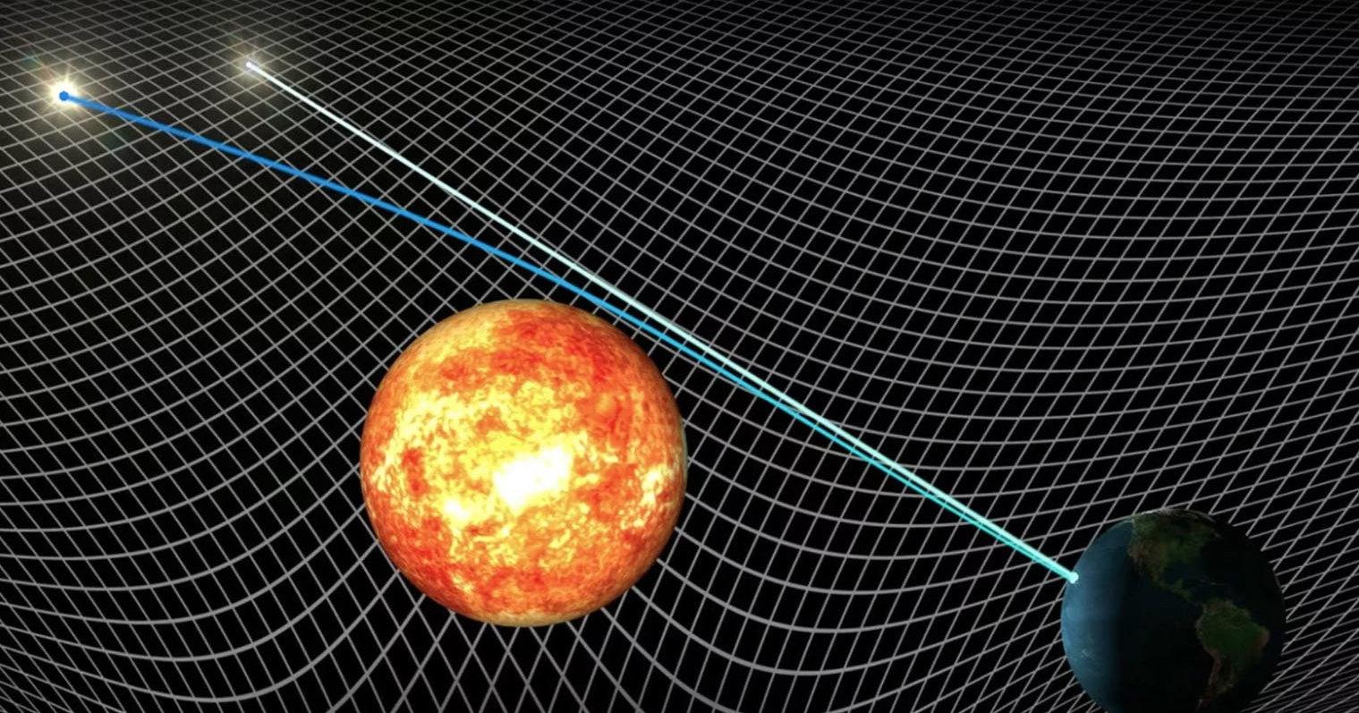 100 лет назад была впервые проверена теория относительности