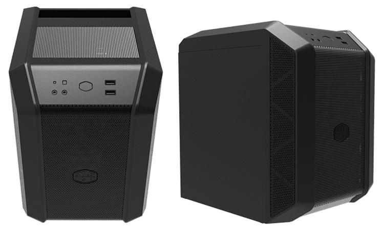 Computex 2019: корпус Cooler Master MasterCase H100 для компактного ПК