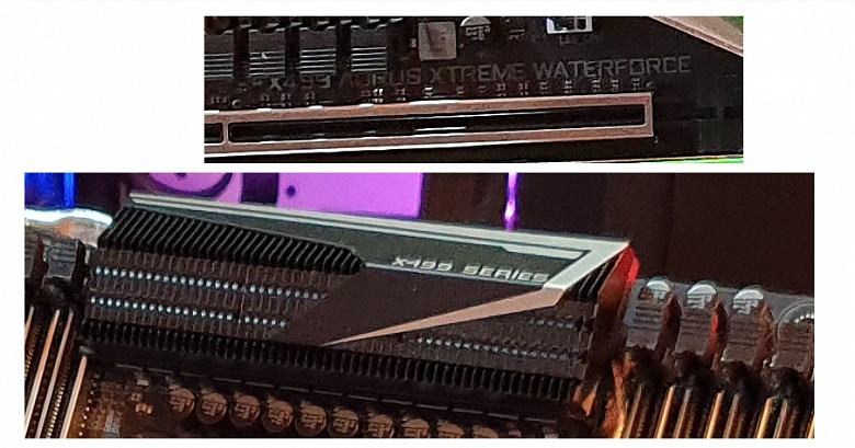Gigabyte случайно показала новейшие системные платы с чипсетом Intel X499, выдав их за другие модели