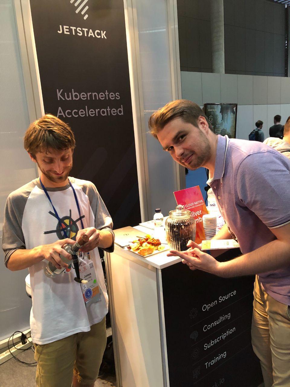 KubeCon Europe 2019: Как мы впервые посетили главное событие по Kubernetes - 6