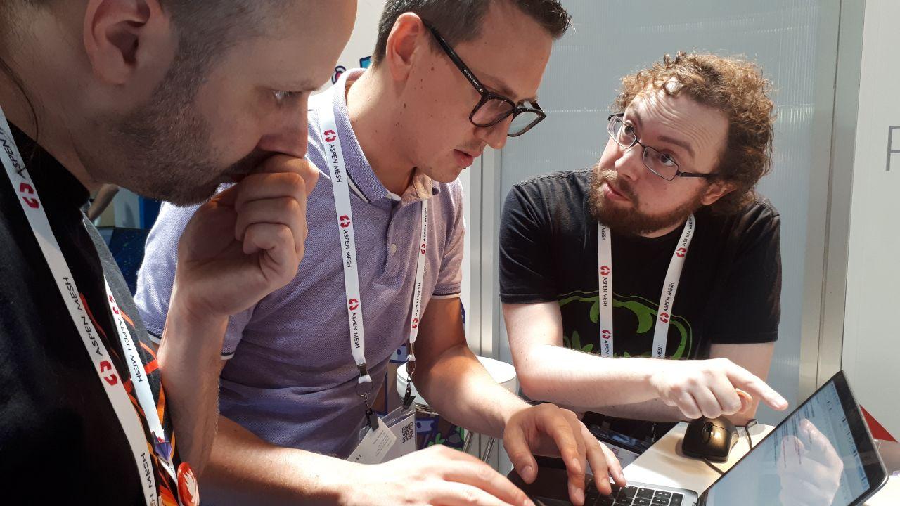 KubeCon Europe 2019: Как мы впервые посетили главное событие по Kubernetes - 7