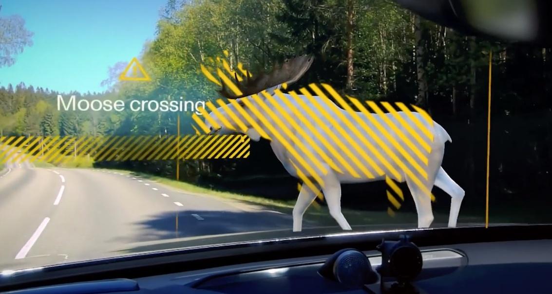 Volvo начала использовать очки виртуальной реальности для тестирования автомобилей на дорогах - 2