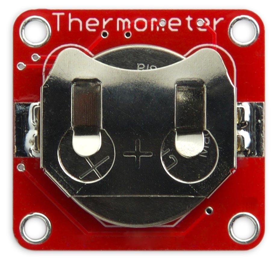 Двухразрядный термометр - 5