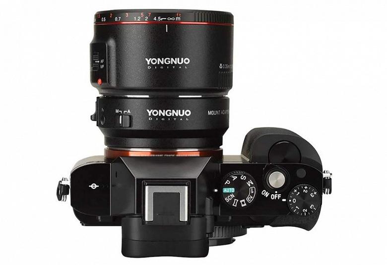 Компания Yongnuo анонсировала адаптер EF-E II и контроллер YN560TX Pro