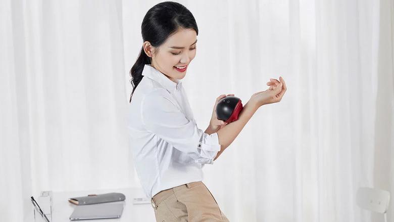 От болей в шее и спине. Xiaomi выпустила устройство для точечного массажа