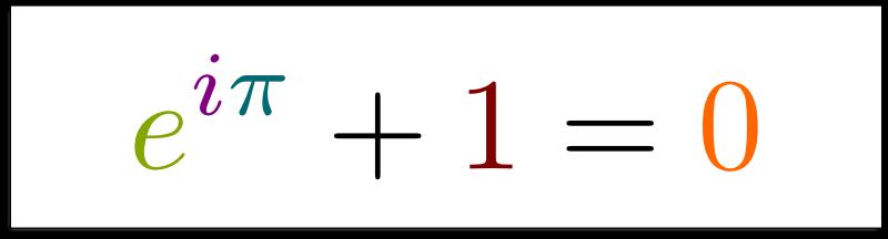 Самая красивая теорема математики: тождество Эйлера - 1