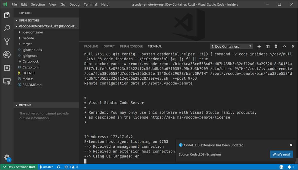 Удалённая разработка в VS Code: ваша жизнь никогда не будет прежней - 2