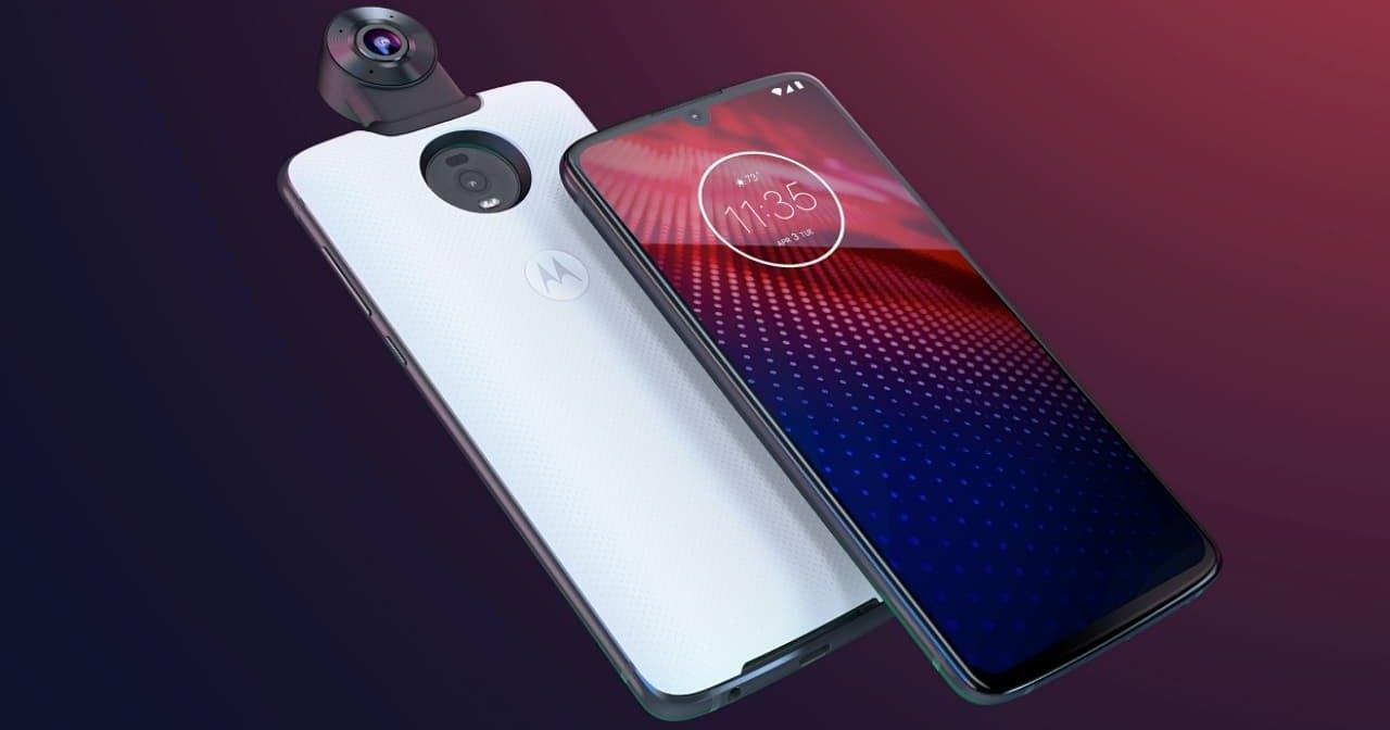 Motorola представила новый модульный смартфон