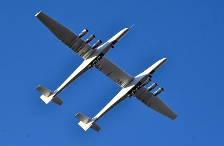 Reuters: закрывается компания Stratolaunch Systems, построившая самый большой самолёт в мире