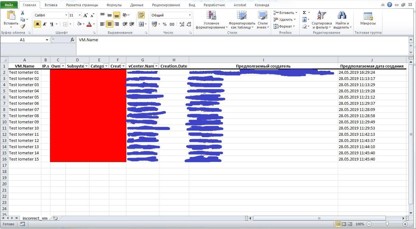 Ежедневные отчёты по состоянию виртуальных машин с помощью R и PowerShell - 2