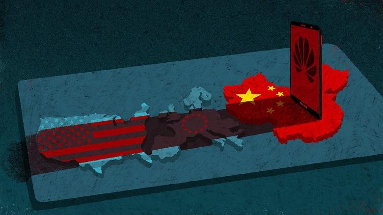 Китай готовит свой «чёрный список» компаний в ответ на санкции США относительно Huawei
