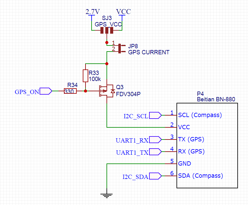 КПК (Карманный Путевой Компьютер): Схемотехника GPS логгера - 23