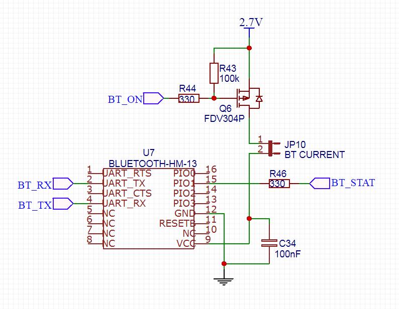 КПК (Карманный Путевой Компьютер): Схемотехника GPS логгера - 24