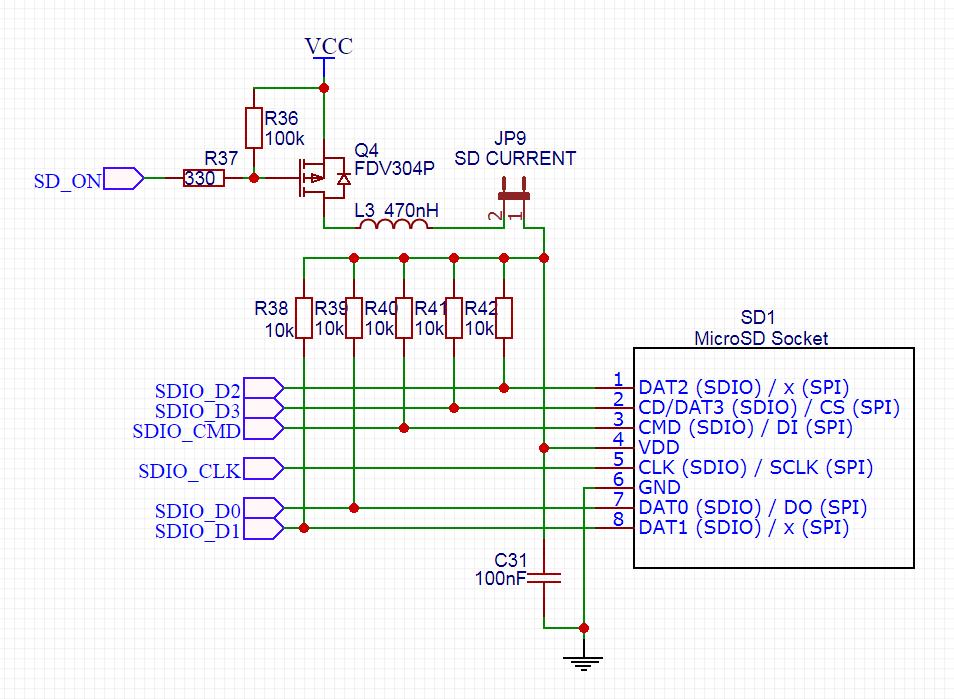 КПК (Карманный Путевой Компьютер): Схемотехника GPS логгера - 25