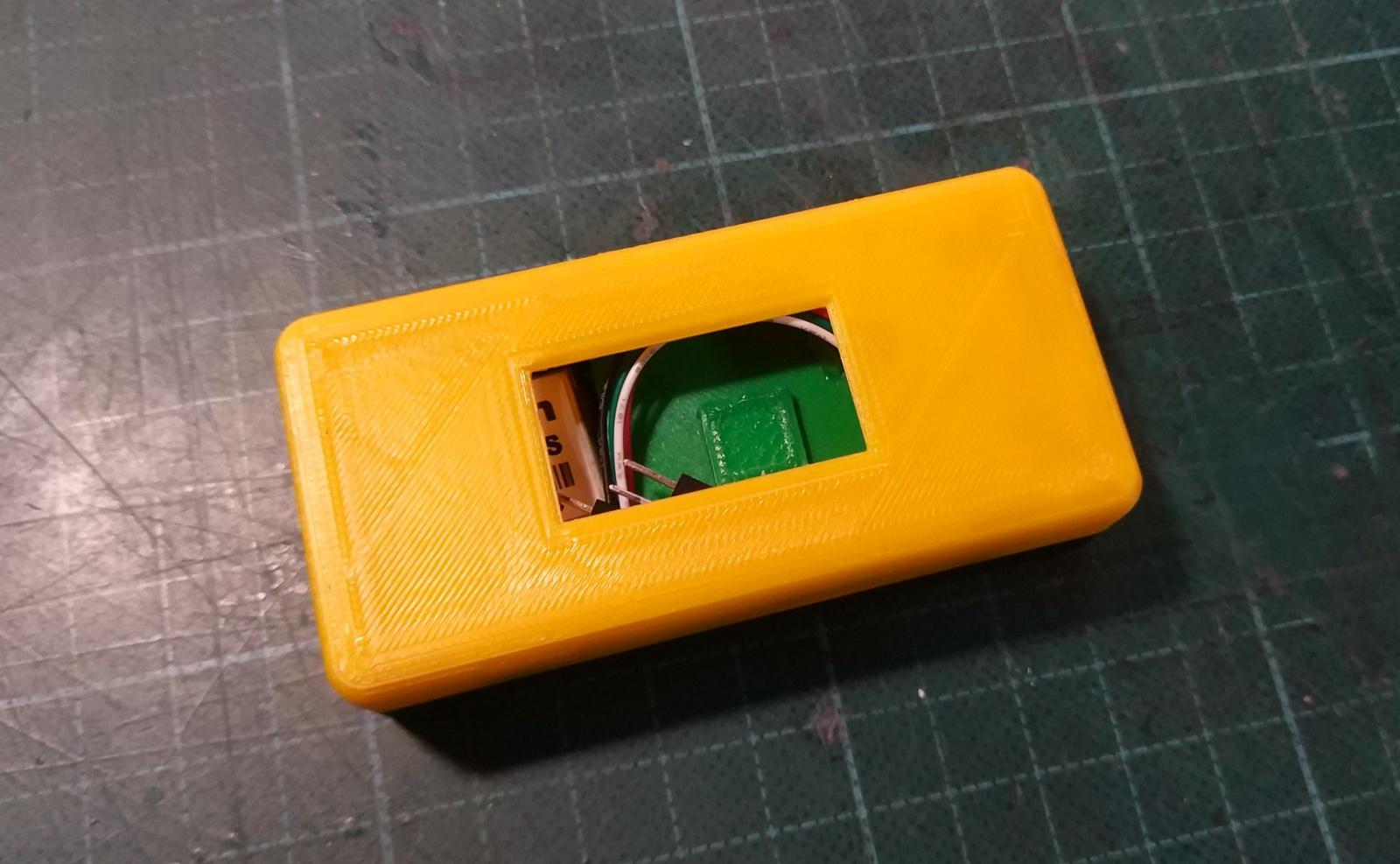 КПК (Карманный Путевой Компьютер): Схемотехника GPS логгера - 4