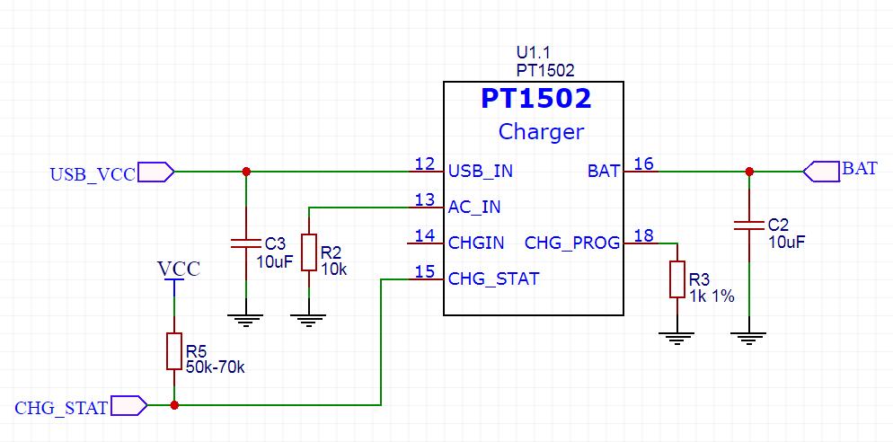 КПК (Карманный Путевой Компьютер): Схемотехника GPS логгера - 6