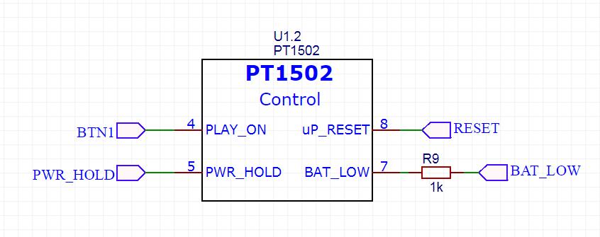 КПК (Карманный Путевой Компьютер): Схемотехника GPS логгера - 7
