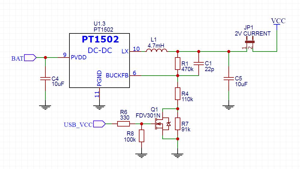 КПК (Карманный Путевой Компьютер): Схемотехника GPS логгера - 8