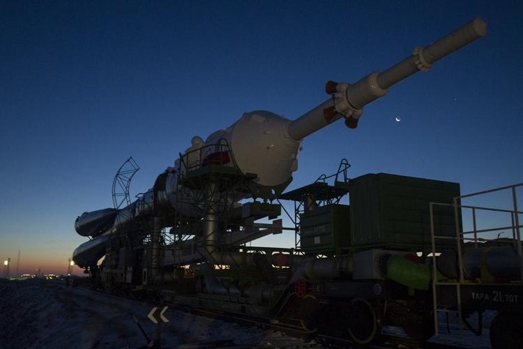 Организовано производство первой ракеты «Союз-5»