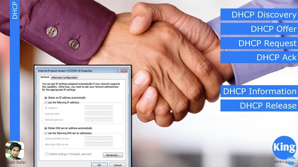 Тренинг Cisco 200-125 CCNA v3.0. День 6. Заполняем пробелы (DHCP, TCP, «рукопожатие», распространенные номера портов) - 1