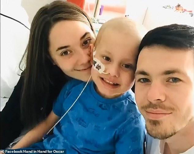 10 000 доноров помогли маленькому мальчику победить лейкемию