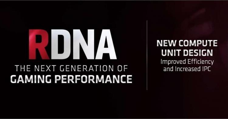 AMD Radeon RX 5000 Navi сохранят блоки GCN, а полноценные ГП RDNA выйдут в 2020 году