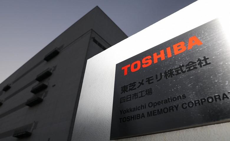 До конца июня Toshiba Memory Holdings получит 11 млрд долларов