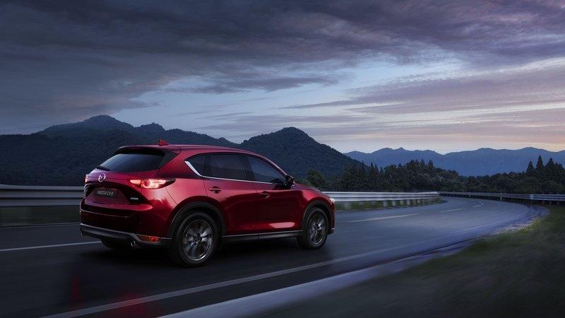 Две новости об  обновленной Mazda CX-5: хорошая и плохая